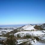 Agriturismo Mondo antico in inverno
